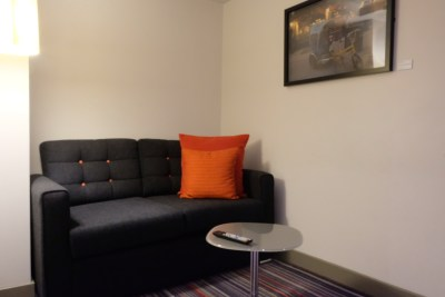Pullman London St Pancras With Fabulous Rooms At A Perfect Location, King's Cross - Entrance with Sofa Bed