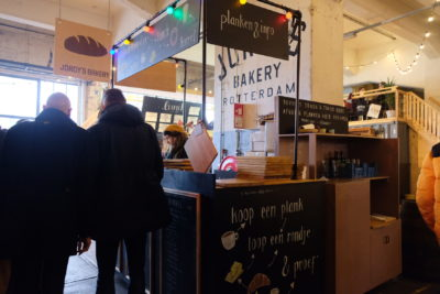 Fenix Food Factory, Indulge In Local Produce In Rotterdam - Platter Sales Counter