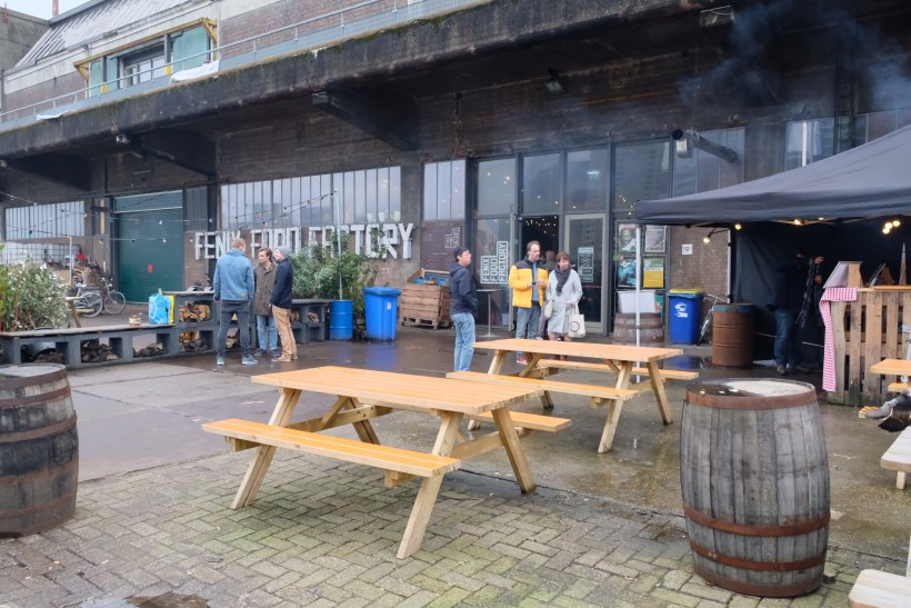 Fenix Food Factory, Indulge In Local Produce In Rotterdam - Backyard