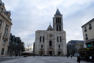 Paris Must Visit Attractions And Places Of Interests - Basilica Cathedral of Saint-Denis