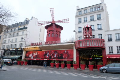Paris Must Visit Attractions And Places Of Interests - Moulin Rouge