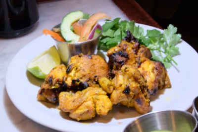 Dishoom, Old Irani Cafes Of Bombay In The Heart Of London At King's Cross - Dishoom Chicken Tikka (£7.90)