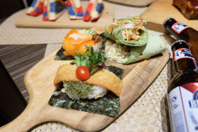 Food Street @ One Farrer Hotel & Spa 2018 With American-Style Theme - Maki Donut