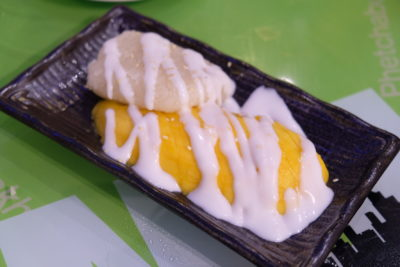 Bangkok Jam New Refreshing Menu Available At All Outlets - Mango Sticky Rice