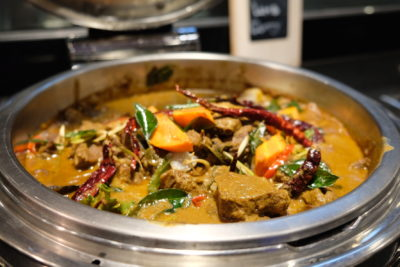 Straits Cafe @ Hotel Rendezvous Launching Favourites Of The Straits Buffet Spread - Lamb Curry