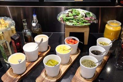 Straits Cafe @ Hotel Rendezvous Launching Favourites Of The Straits Buffet Spread - Salad