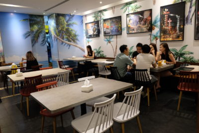 Kra Pow At Far East Plaza Has Delicious Authentic Thai Food And Yet Affordable - Interior