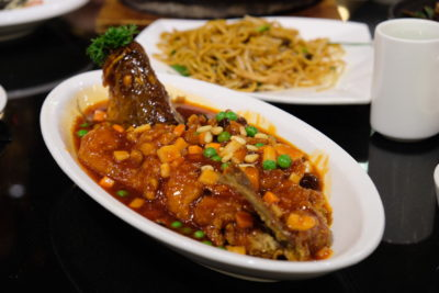Bellagio Cafe 鹿港小镇上海, Offering Home-feel Taiwanese Food In Iapm Mall - Sweet & Sour Deep-fried Fish