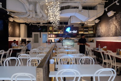 Ta-Da! The Bistro At Manualife Centre With Chef Formerly From Joel Robuchon - Interior View From The Entrance
