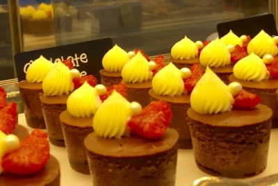 SKY22 At Courtyard by Marriott Singapore Novena Refreshes With A New Semi-Buffet Menu - Dessert