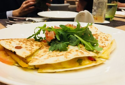 SKY22 At Courtyard by Marriott Singapore Novena Refreshes With A New Semi-Buffet Menu - Vegetable Tortilla
