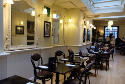 Browns Restaurant In Covent Garden, A Restaurant To Experience Classic English Fare - Another View of interior