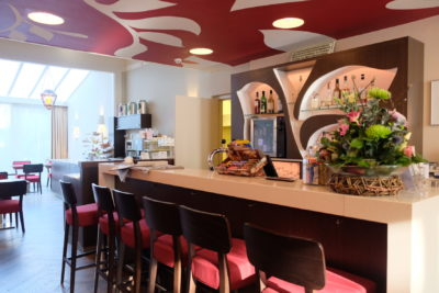 Hotel van Walsum Rotterdam Cosy Hotel With Good Vibes - Counter