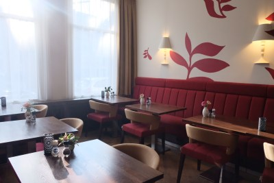 Hotel van Walsum Rotterdam Cosy Hotel With Good Vibes - Breakfast Cafe