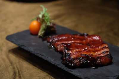 Crystal Jade Tribute To Parents Promotion 2018 In Conjunction With Mother's And Father's Day - Roasted Honey BBQ Pork Collar 烧烤猪劲肉 ($16.80 per serving)