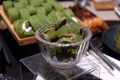 Oh Matcha Dessert Buffet At Lewin Terrace, With Executive Set Lunch - Sable