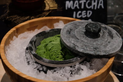 Oh Matcha Dessert Buffet At Lewin Terrace, With Executive Set Lunch - Matcha Ice Cream