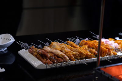 The Hungry Caveman At Orchard Central, Good Review For BBQ In Dianping Shanghai - Skewers