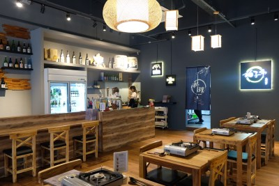Yuzutei At Pasir Pahang Road Offers Flavourful Yuzu Shabu Shabu And Hot Stone Grill - Interior