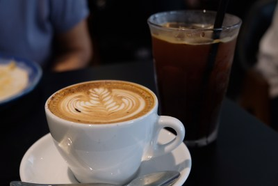 Columbus Coffee Co At Upper Thomson By The Same Folks Behind Atlas And Lunar Coffee - Coffee