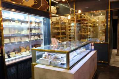 The Cheese Artisans At Greenwood Avenue Has More Than Cheeses - Interior, Cheese Corner