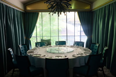 Madame Fan By Alan Yau At The NCO Club - Private Dinning Room