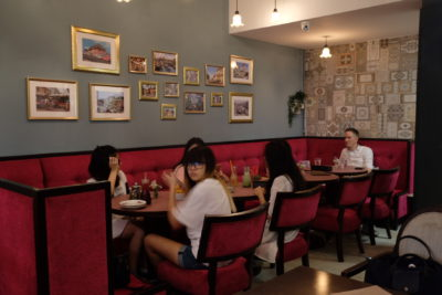 Good Old Days Bistro At Beach Road With Playful Interior - Interior