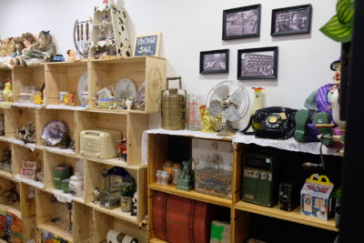 Good Old Days Bistro At Beach Road With Playful Interior - Vintage items for sales