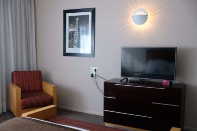Crowne Plaza Lille - Euralille, A Business Hotel Directly Opposite Euralille Train Station - Another view of the room