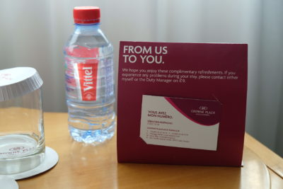 Crowne Plaza Lille - Euralille, A Business Hotel Directly Opposite Euralille Train Station - Complimentary Water
