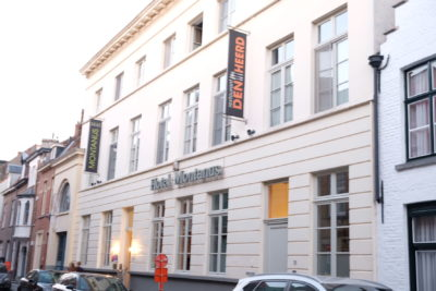 Hotel Montanus In Bruges, A Homely Feel Hotel With Warm And Friendly Hotel Crew - Facade, Another View