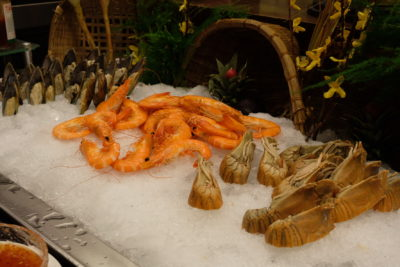 Penang Buffet Dinner At Princess Terrace @ Copthorne Kings Hotel - Seafood