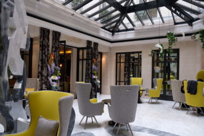 Le Baudelaire, A One Michelin Star French Restaurant Near The Louvre - Another view
