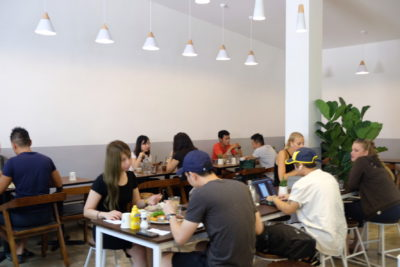 Five Oars Coffee Roasters, New Hipster Cafe Along Tanjong Pagar Road - Interior