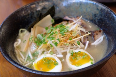 Jypsy By PS Cafe At Martin Road, Difficult To Get A Reservation - Charred Charsiu Ramen ($17)