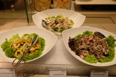 Go Local Buffet At Four Points Eatery In Four Points By Sheraton Singapore Riverview - More Salads