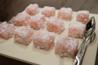 Go Local Buffet At Four Points Eatery In Four Points By Sheraton Singapore Riverview - Tapioca Kueh