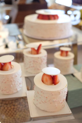 D9 Cakery Hilton Singapore Launching Paris & Tokyo Inspired Cake Collection - Fraise