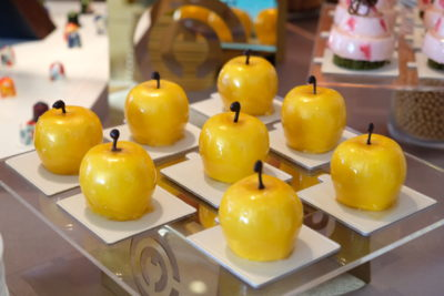 D9 Cakery Hilton Singapore Launching Paris & Tokyo Inspired Cake Collection - Pomme