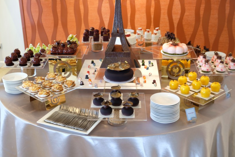 D9 Cakery Hilton Singapore Launching Paris & Tokyo Inspired Cake Collection - Paris & Tokyo Inspired Cake Collection