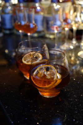 A Spin Of Classic Cocktails At Caffe B On Ann Siang Hill - The Craftman's 1823 Pimm's Cup