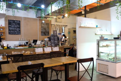 Daily Affairs, A Hidden Cafe At Cairnhill Community Club - Interior