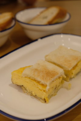 Grids & Circles, Cafe With Workshop In A Conservatory Shophouse Along South Bridge Road - Tamago Sando ($12)
