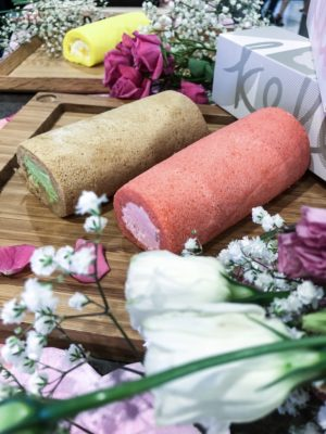 Kele Roll Cake Is Now At VivoCity Basement Two - Kele Roll Cakes