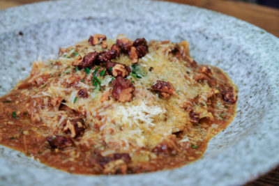 The Butcher's Wife, A Gluten-Free Restaurant, At Yong Siak Street - Chestnut Papardelle ($29)