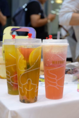 Muyoo+ Concept Store Now At Bedok Mall - signature Fruit Tea series