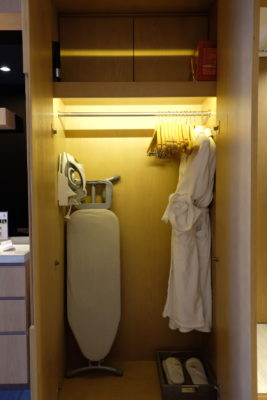 Crowne Plaza Shanghai Noah Square In Putuo - Wardrobe