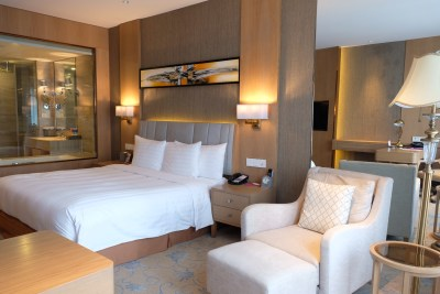 Crowne Plaza Shanghai Noah Square In Putuo - Another View of Room