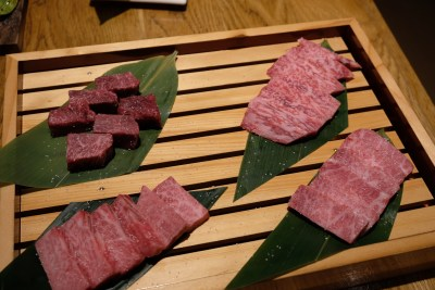 Aburiya Boat Quay Where You Find All The Premium Japanese Wagyu Beef - Tokusen Wagyu Mori ($50)