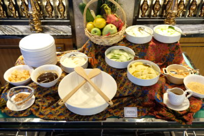 Rasa Sayang BBQ Seafood Buffet At The Royale @ Mercure Singapore Bugis - Rojak